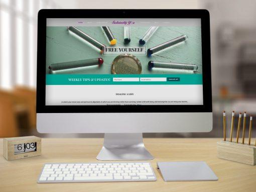 Healing Practice Website
