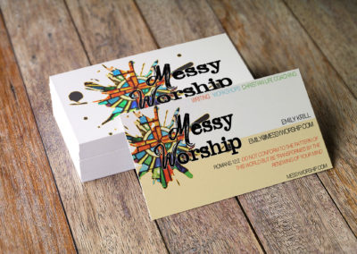 Branding for Messy Worship