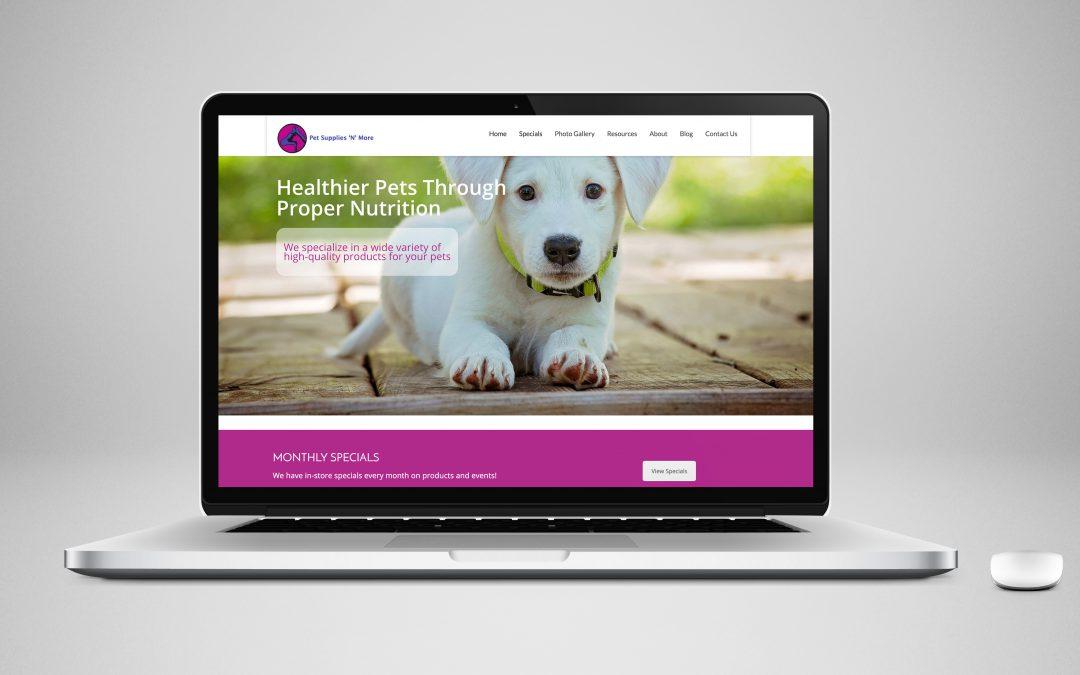 Pet Store Redesign