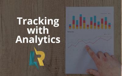 Tracking with Google Analytics