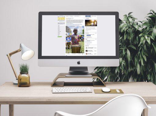 Social Media for Festival