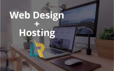 Combine Web Design & Hosting