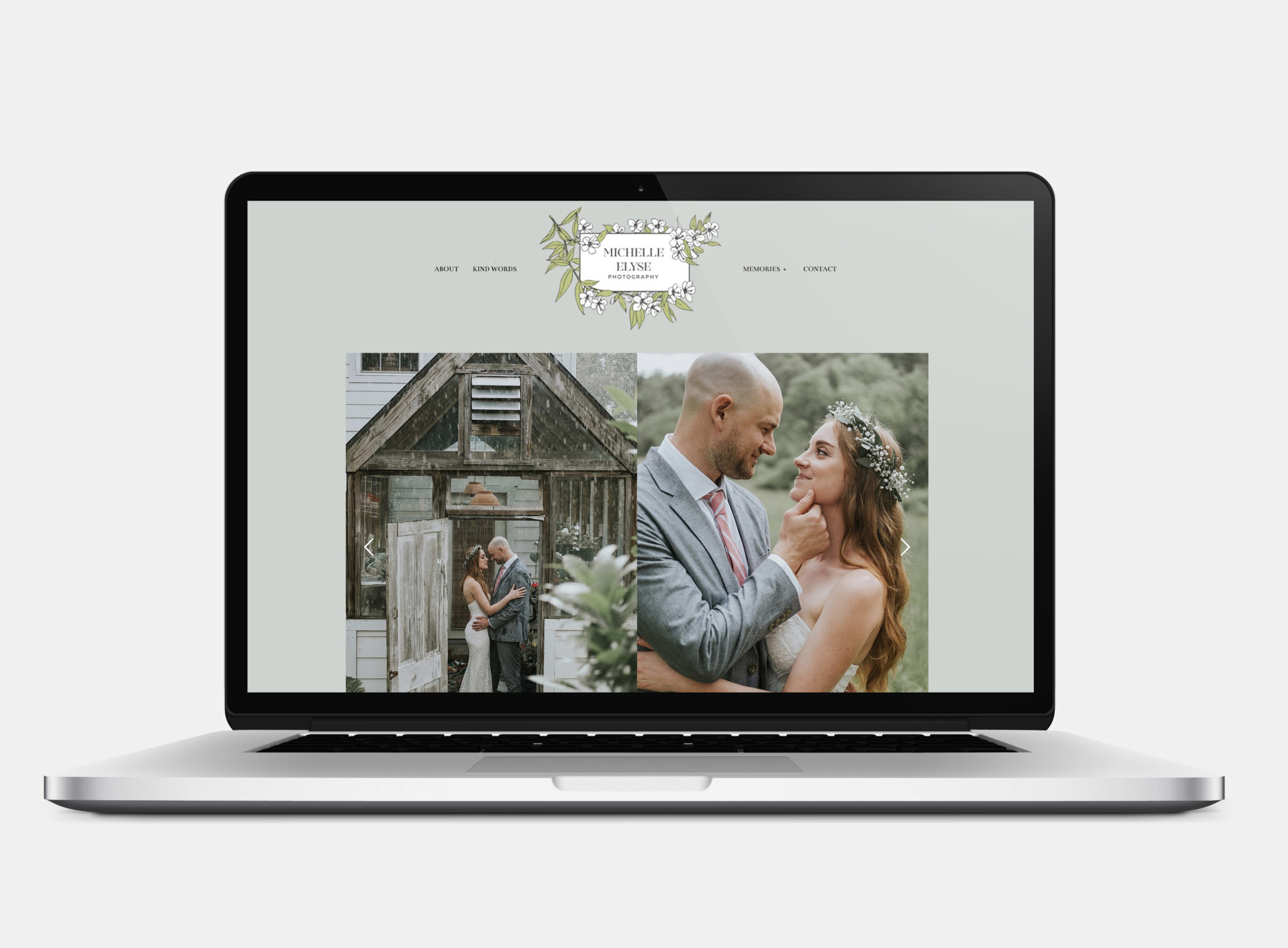 Web Design for Photography Business