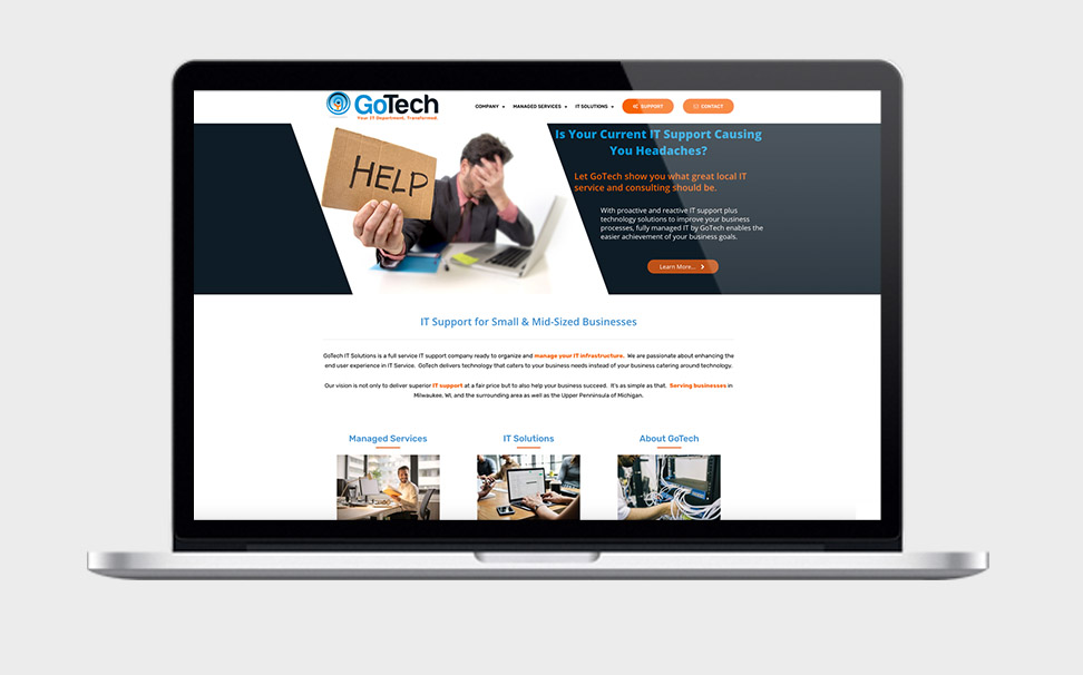 Digital Marketing: IT Company