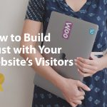 build trust with your website