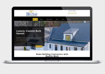 Home Builder Web Design