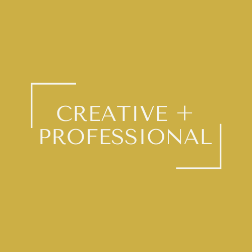 Creative + Professional
