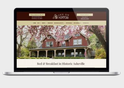 Web Design for Bed & Breakfast