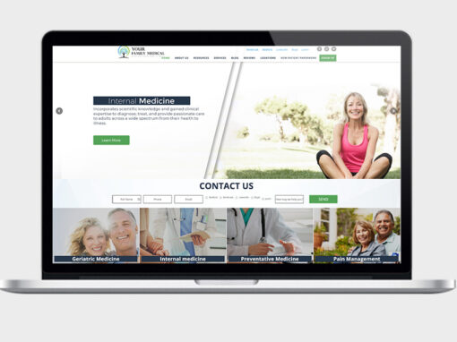 SEO & Web Improvements for Your Family Medical